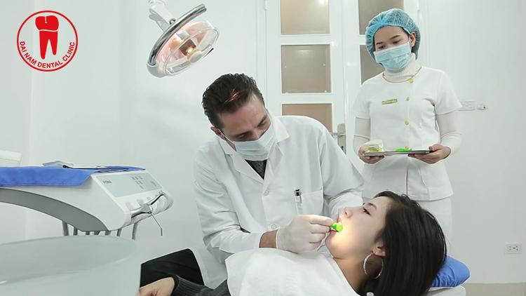 Thăm khám định kì để Bác sĩ theo dõi hiệu quả của tiến trình điều trị
