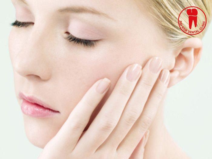 Nghiến răng gây ra tình trạng mòn men răng và